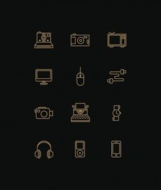 Vectors and Icons by Tim Boelaars | Design.org #icon #pictogram