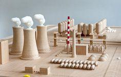 critical_blocks_miniature_world_maykel_roovers_5b.jpg #toys #nuclear #building #blocks #plant