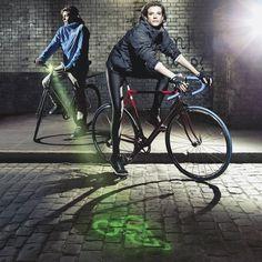 BLAZE Bike Light #tech #flow #gadget #gift #ideas #cool