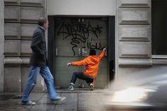 www.ilkflottante.com | Lifestyle & soymilk. #graffiti #art