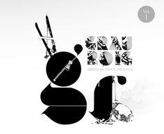 Grau Roig Hotel | Estudio coba #tipografia #diseo #lettering #estudi #tipography #de #grafic #estudio #disseny #grafico
