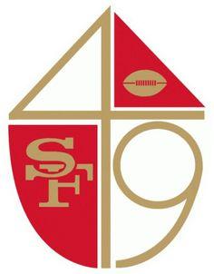 San Francisco 49ers Logo - Chris Creamer's Sports Logos Page - SportsLogos.Net #logo #football #49ers #vintage