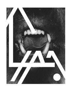 Alamo ind. on Behance #living #alamo #black #streetwear #now #bear