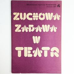 Polish Cub Scouts Booklets #font #book #cover #shape #vintage #type #fun #editorial #typography