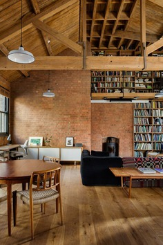 Charlotte Road Apartments / Emil Eve Architects
