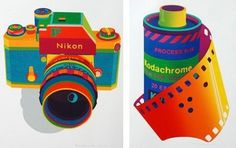 FFFFOUND! | photograpghy. / the colorful work of anne laddon #anne #laddon #colour