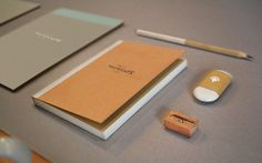 Tokyo Cafe Branding #visual #branding #design #graphic #identity #stationery #editorial