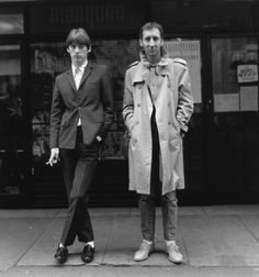 the impossible cool. #white #black #photography #townshend #and #weller