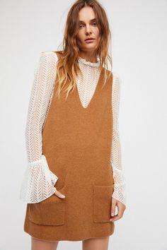 Nikki's Sweater Dress