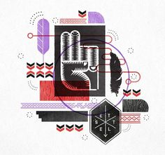 Nerdski:Inspiration | The Blog of Nerdski Design Studio #illustration #design #graphic #art