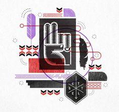 Nerdski:Inspiration | The Blog of Nerdski Design Studio #illustration #design #graphic #art