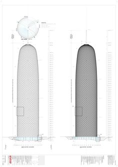 gd311.jpg #towers #drawings #elevations #facades