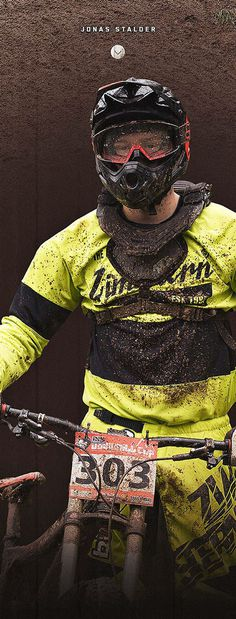 iXS Swiss Downhill Cup on Behance