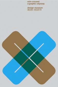 Design Museum Shop: Exhibition Products > Current Exhibitions > Wim Crouwel, A Graphic Odyssey > Wim Crouwel 'C' Portfolio - Set of Five P # #london #print #design #exhibition #spin #poster #wim #typography
