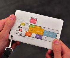 Fonts In Use – f8 Conference Badges #catalog #print #informational #badges #booklet #conference
