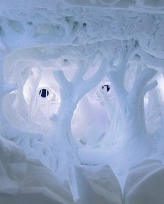 ICEHOTEL #hotel #ice #art