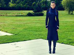 Inez by Maria Eriksson for Glamour Poland #fashion #model #photography #girl