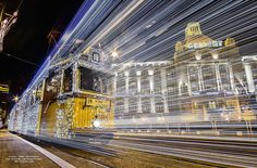 Spectacular Atmosphere Of Christmas In Budapest by Rizsavi Tamás
