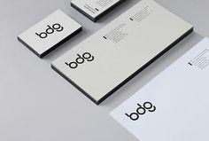 BDG by Manual #branding #stationery