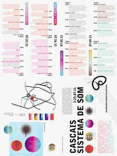 Andrea Carillo Iglesias #music #print #festival #poster