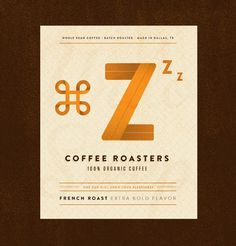 All sizes | Command Z's Coffee | Flickr - Photo Sharing! #coffee #command #typography