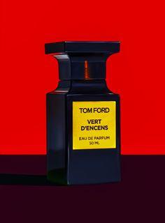 "mauriziodiiorio: ""Tom Ford Vert D'Encence for GQ USA """