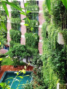 Search Atlas Hotel Hoi An is an Impressive Building Surrounded by Greenery