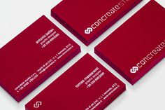 Concreate Studio ® Identity on Behance