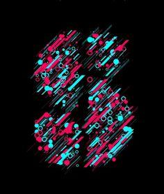 I design stuff. I build Stuff. / Mr Booth / Texture #illustration #typography