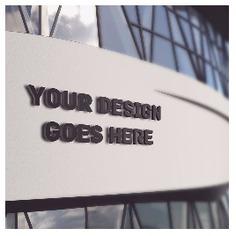Wayfinding | Signage | Sign | Design | 高档门头模板