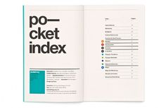 Pocketmag. on the Behance Network