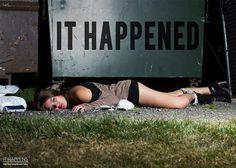 Yana Mazurkevich Creates Powerful Photo Series Against Rape