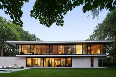 Ravine House, Robbins Architecture