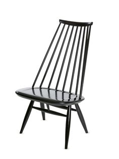 Mademoiselle Lounge chair black   Gilt Home