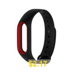 for #Xiaomi #Mi #Band #2 #Smart #Wrist #Watch #Strap #- #BLACK