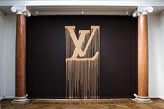 DeadFix » LV #ink #paint #voutton #krink #louis #drip