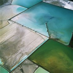David Maisel :: Photography :: Terminal Mirage: Group II