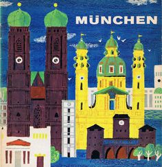 Flickr Photo Download: Munich #illustration