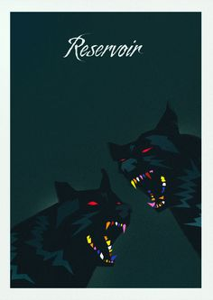 RESERVOIR DOGS (VARIANT) product images of #movie #malatesta #dogs #rocco #poster #reservoir