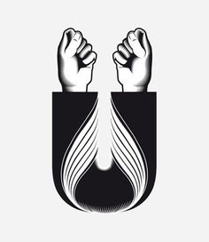 FFFFOUND! | Visualize blog #icon #logo #black