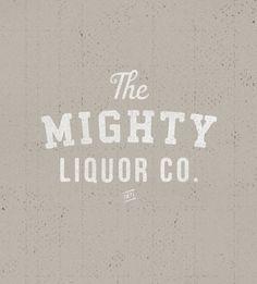 Ole Dean #liquor #vintage #dean #logo #ole #typography