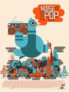 Noise Pop 2011 | Flickr - Photo Sharing! #2011 #pop #richard #perez #for #noise