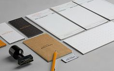 The Butterfly effect - Caitlin Van Horn creations #brand #identity #stationary