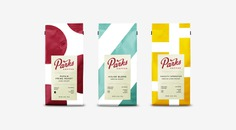 Parks Coffee Packaging