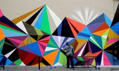 MWM Graphics | Matt W. Moore #geometry #art #street
