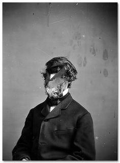 Manuel Birnbacher #white #civil #war #black #photograph #portrait #and #collage