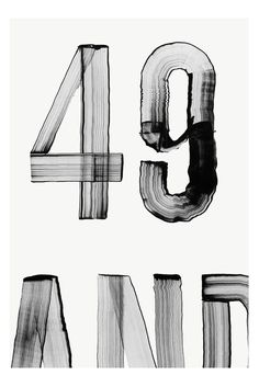 brush #letter #hand #brush #typography