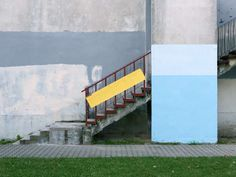 Street Minimalism: Bizarre Urban Furniture by Bert Danckaert