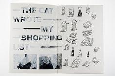 –Oh dear God–fanzine : Mikael Fløysand #print #brochure