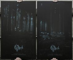 Image of Opeth Stockholm Set #opeth